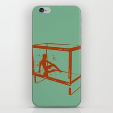 Young Werther iPhone & iPod Skin