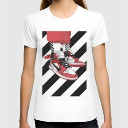 Jordan I Off White Art T-shirt