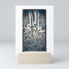 Saguaros#2 Mini Art Print