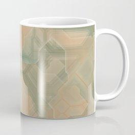 future fantasy steppe Coffee Mug
