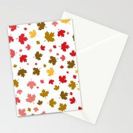 Maple Leafs Stationery Cards