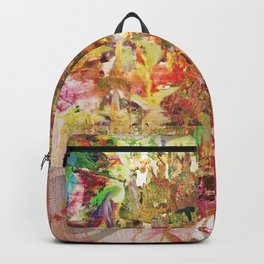Floral Frenzy Backpack