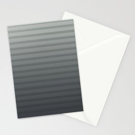 Neutral Stripes Stationery Cards