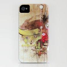 re lie able iPhone (4, 4s) Slim Case