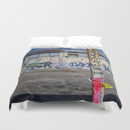 Divide Duvet Cover