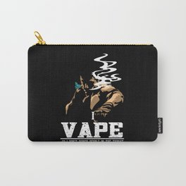 I vape so i dont punch people Carry-All Pouch