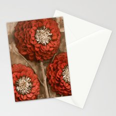 Art in the garden Stationery Cards
