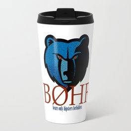 Bears only III Travel Mug