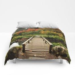 Bridge to Happiness, Autumn Comforters