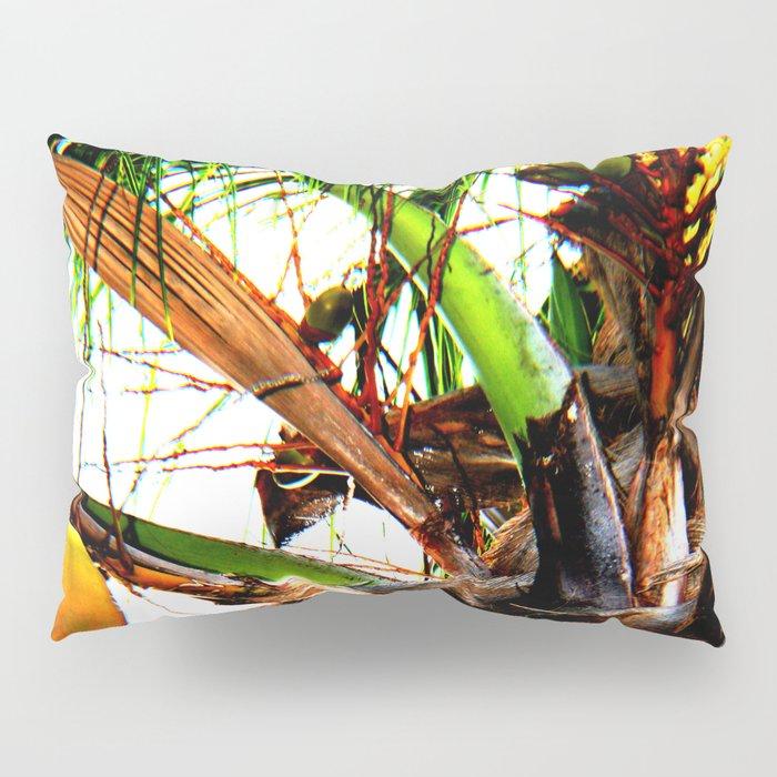 Artsy Coconuts Pillow Sham