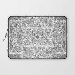 Untitled I (gray) Laptop Sleeve