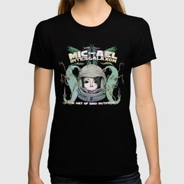Michael Intergalaxon (Color) T-shirt