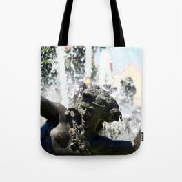 JC Nichols Fountain Tote Bag