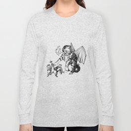 Purrrfect twenty Long Sleeve T-shirt