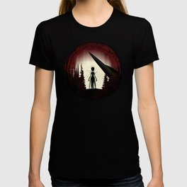 Aliens in the Forest T-shirt