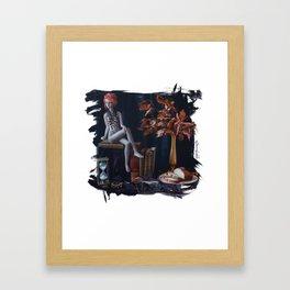 Bedelia Framed Art Print