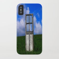 The Door iPhone X Slim Case