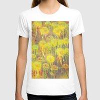 polka dot T-shirts featuring Polka Dot Jellyfish by mark jones