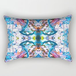 Pitlane Glitch Rectangular Pillow