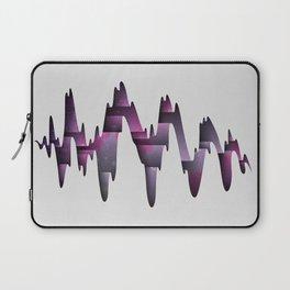 Tectonic Wormhole Laptop Sleeve