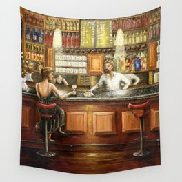 The Tapas Bar Wall Tapestry
