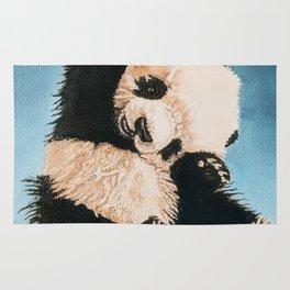 baby panda Rug