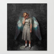 Fallen Angel (2015)  Canvas Print