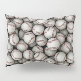 Baseballs Pillow Sham