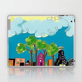 JL The City View Laptop & iPad Skin