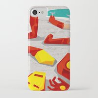 mod iPhone & iPod Cases featuring Iron-Mod by modHero
