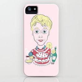 Please Like Me iPhone Case