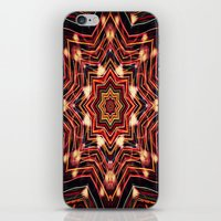 charlie iPhone & iPod Skins featuring Charlie by Shereen Yap