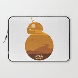 BB8 Minimalist  Laptop Sleeve