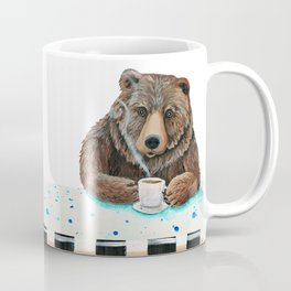 Dear Coffee Coffee Mug