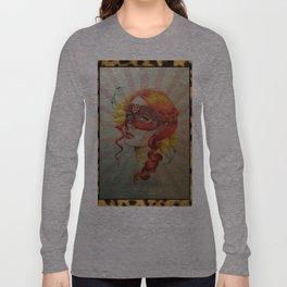 Venetian Girl Long Sleeve T-shirt