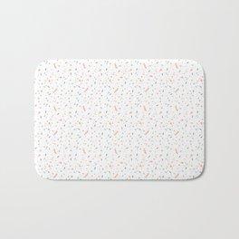 Forest Confetti Bath Mat