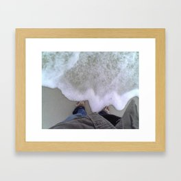 FL 004 Framed Art Print