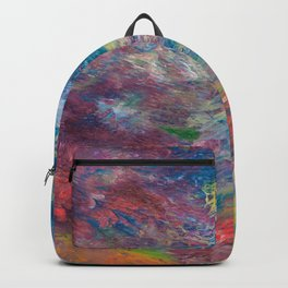 Motion Museum Art Backpack