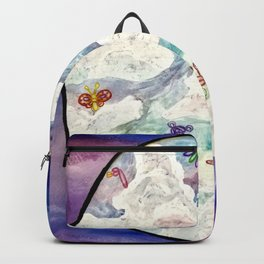 Escape from the Balloon Animal Zoo Backpack