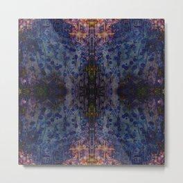 Cosmos geometry III Metal Print