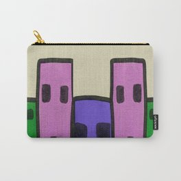 Small Town Shops Carry-All Pouch