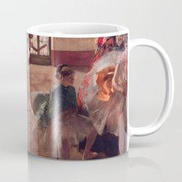 "Edgar Degas ""The Rehearsal"" Coffee Mug"