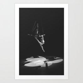 Aerial Splits Art Print
