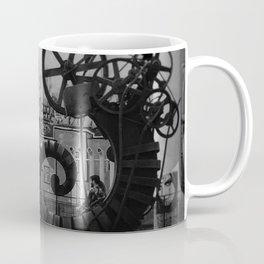 Steampunk Tentical Coffee Mug