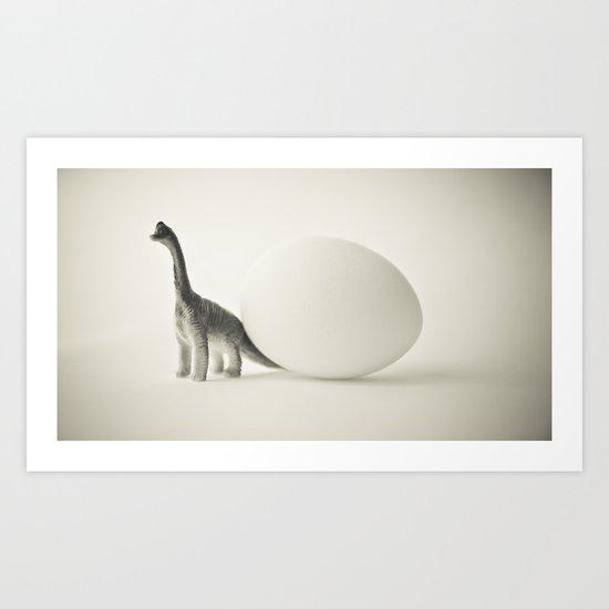 Bert Art Print
