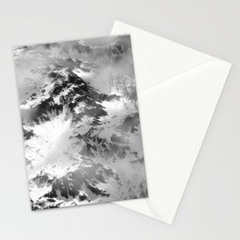 Blacktop Mountain Landscape Stationery Cards