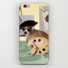 Zee Arteest! iPhone Skin