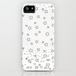 (You've Got Me) Seeing Stars iPhone Case