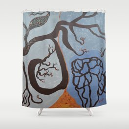 Forest of Dreams Shower Curtain