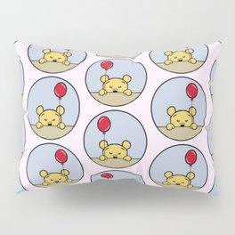 Bear And His Balloon Pillow Sham